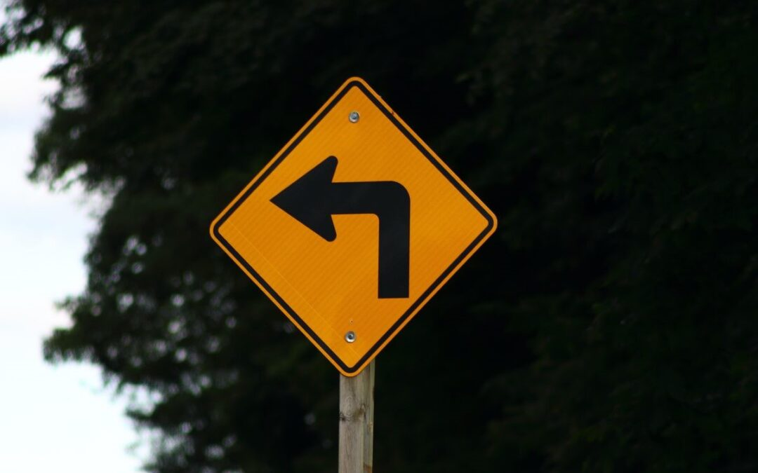 When Left Turns are the Right Turns